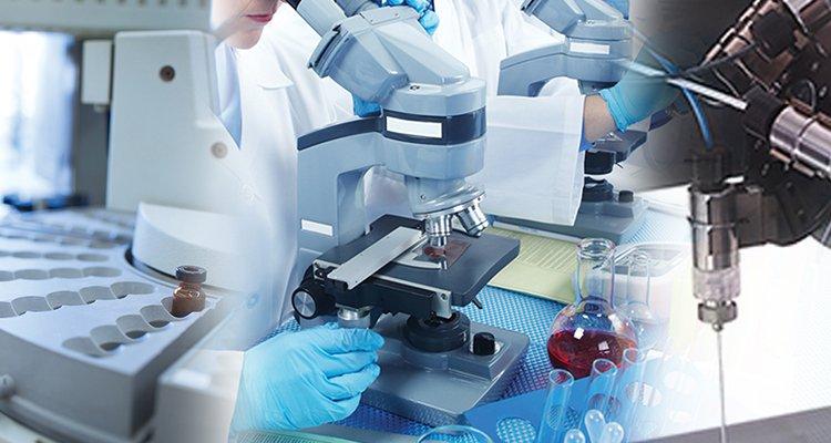 Laboratuvar Cihazları - Resmi